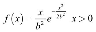 MATLAB如何使用raylpdf函数计算瑞利分布的概率密度