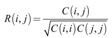MATLAB如何使用corrcoef函数计算样本数据的相关系数