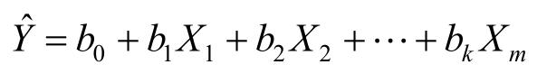 多重线性回归的基本思想